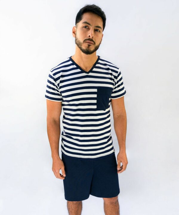 Pijama Conjunto Blue