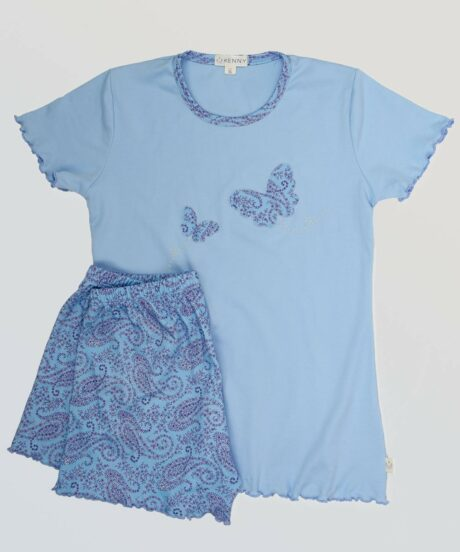 Pijama Conjunto Mariposa