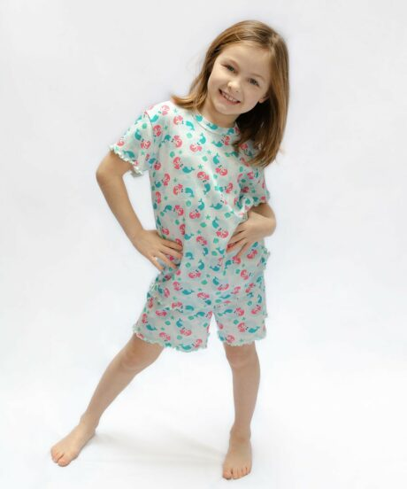 Pijama conjunto Sirenitas