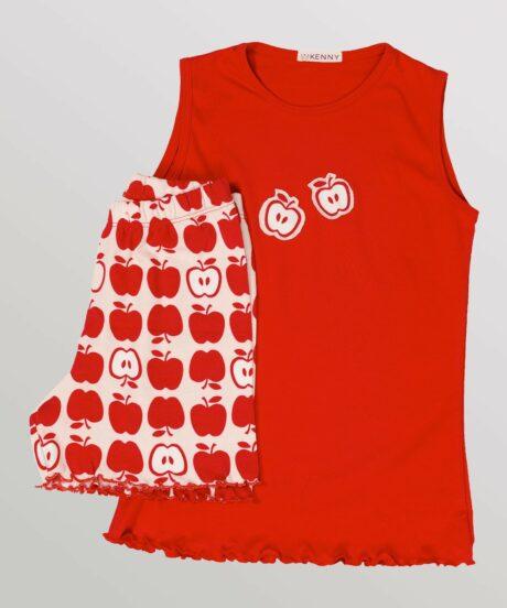 Pijama conjunto Manzanita