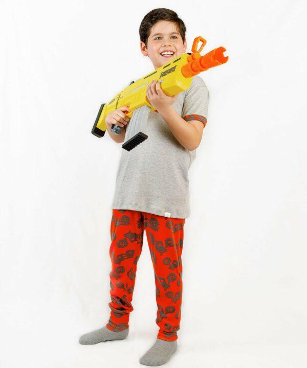 Pijama conjunto Motos