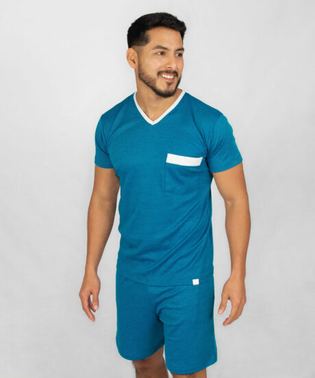 Pijama conjunto Turqueza
