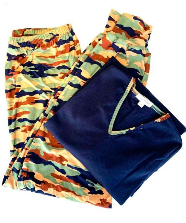 Pijama Conjunto Ranger